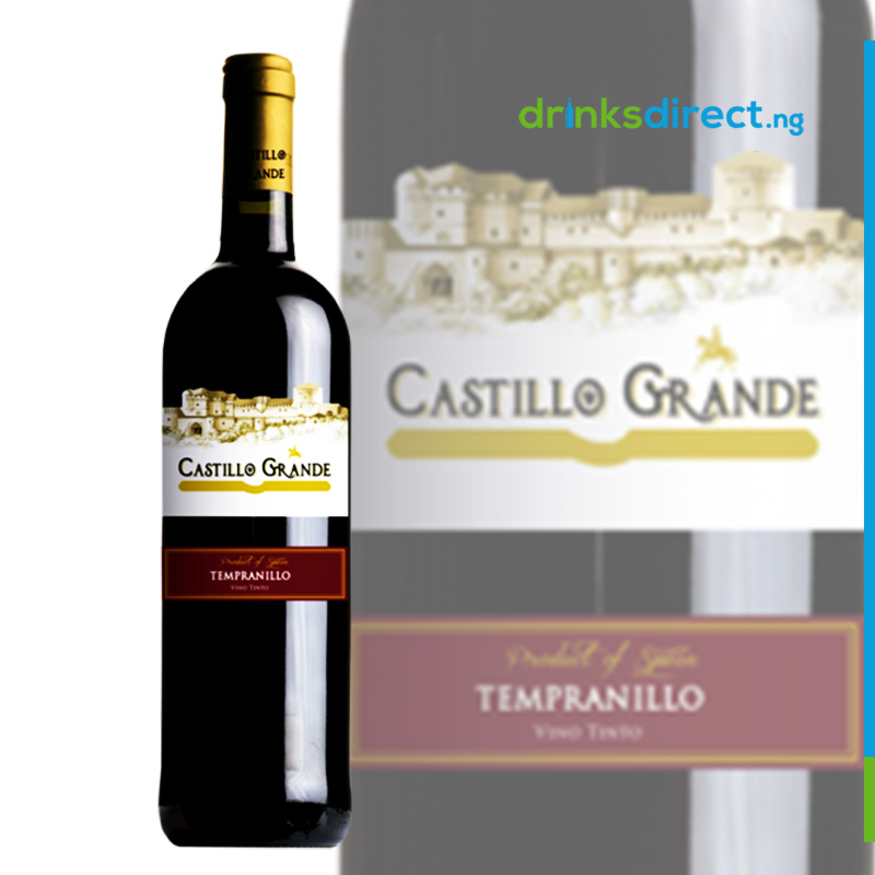 CASTILLO GRANDE RED 75CL