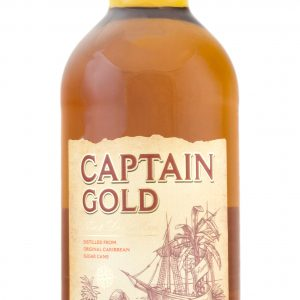 CAPTAIN GOLD RHUM 1L